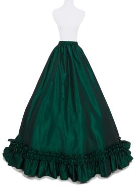 Renata Taffeta Skirt