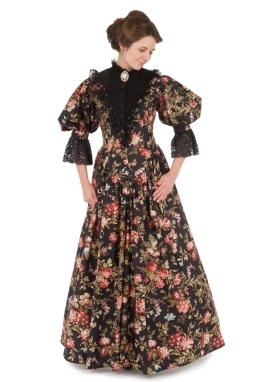 Candace Victorian Dress