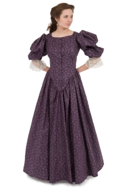 Aileen Victorian Dress