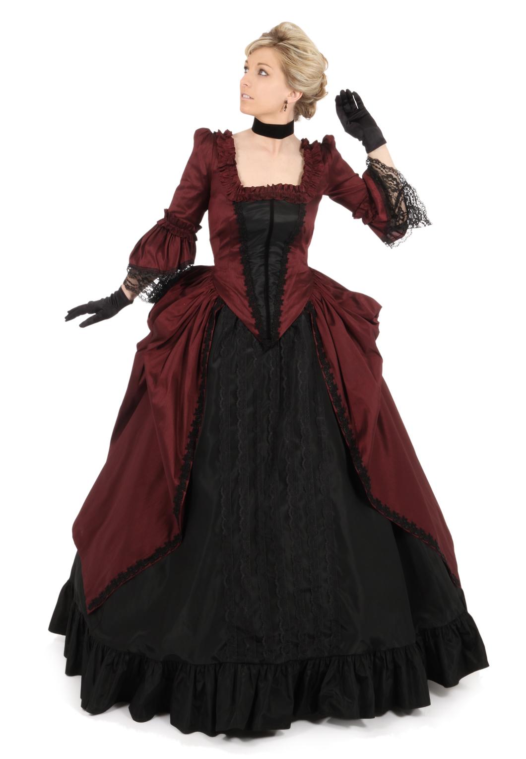Bernardina Fancy Ball Gown Recollections