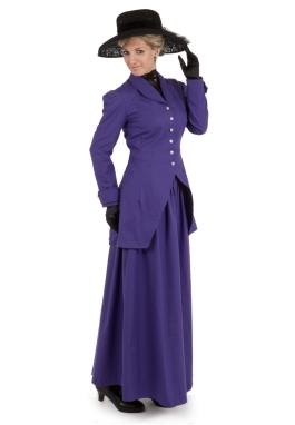 Hyacinthe Edwardian Suit