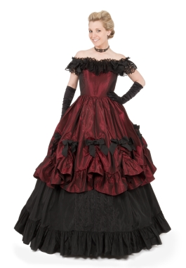 Christina Victorian Ball Gown