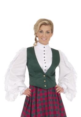 Victorian Dickens Vest