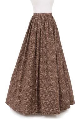 Pioneer Print Skirt