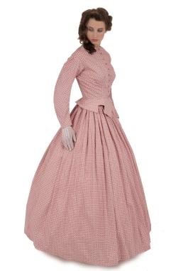 Civil War Era Dress
