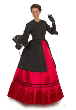 Victorian Civil War Style Ensemble