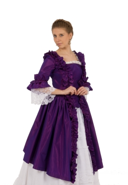 Valentina Victorian Style Overdress