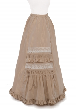 Ursula Victorian Taffeta Skirt