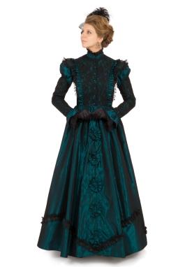 Jessamine Victorian Dress