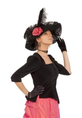 Scarlette Victorian Velvet Jacket