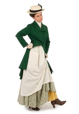 Eliza Edwardian Suit