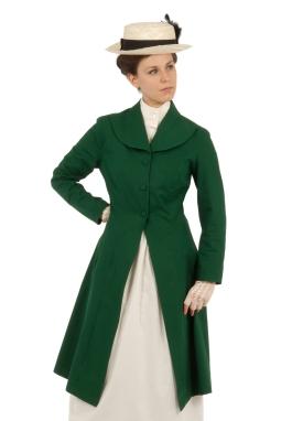 Honora Long Edwardian Jacket