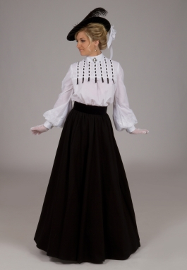 Marta Edwardian Blouse and Skirt