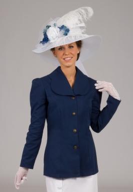 Edwardian Style Jacket