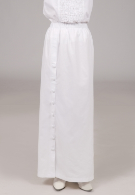 Edwardian Twill Skirt