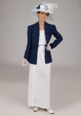 Edwardian Style Suit