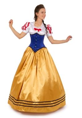 Snow White's Descendant Gown