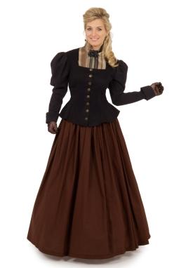 Victorian Style Suit