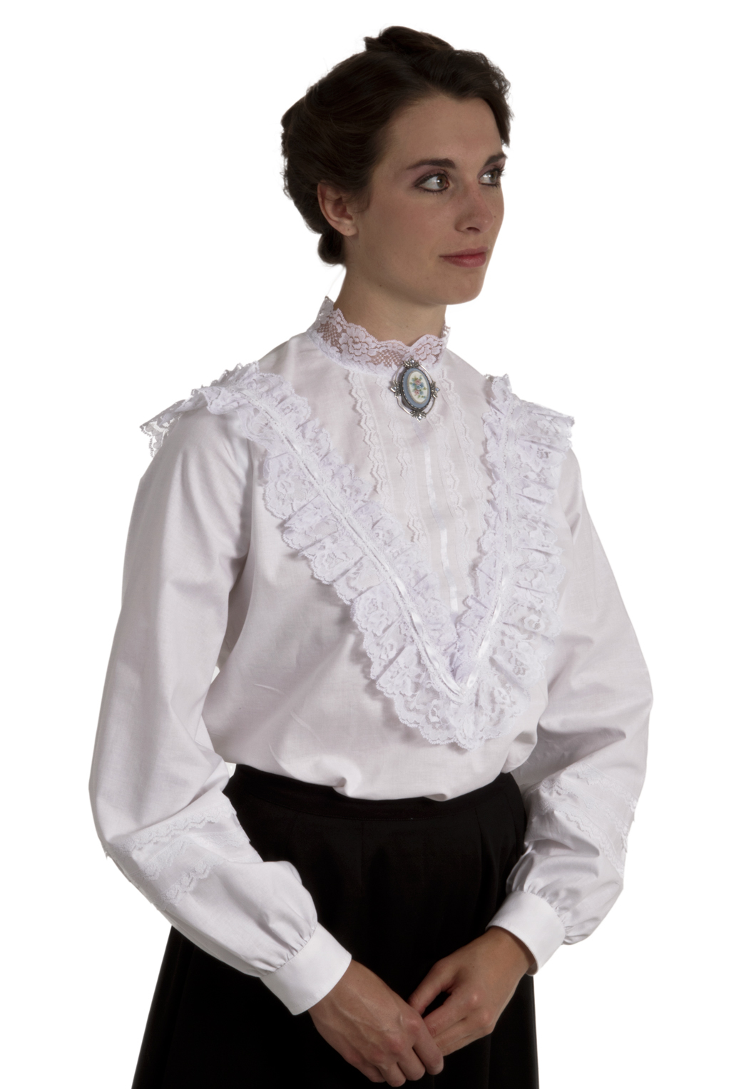 Adele Edwardian Blouse