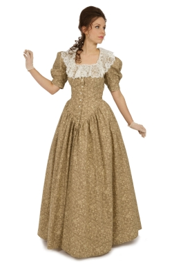 Camille Victorian Style Dress