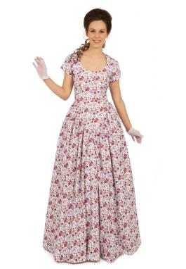 Melanie Victorian Style Dress