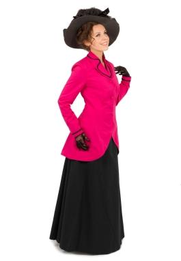 Twill Edwardian Suit