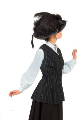 Edwardian Vests