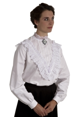 Adele Victorian Blouse