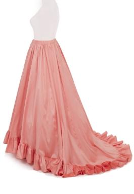 Perla Victorian Bustle Skirt