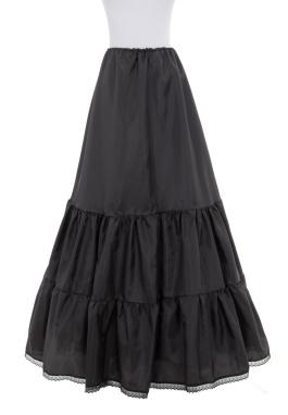 Black Crinoline