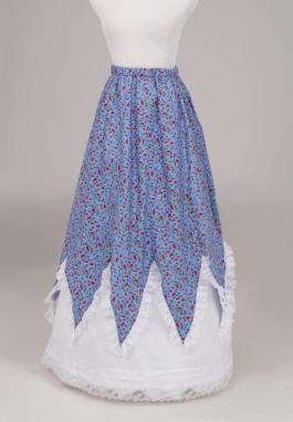 Irenna Victorian Skirt