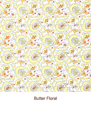 Butter Floral