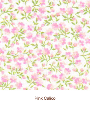 Pink Calico