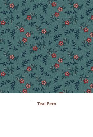 Teal Fern