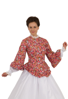 Calico Blouses