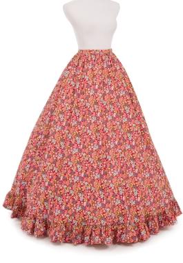 Victorian Civil War Style Skirt