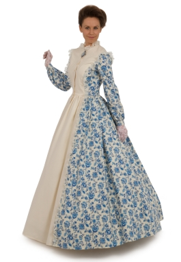 Alice Victorian Gown