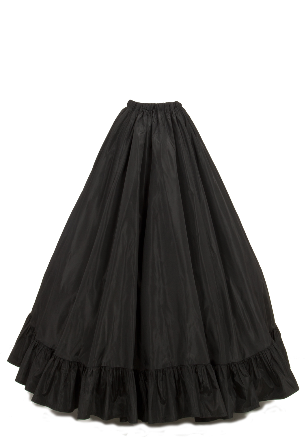 Civil War Taffeta Petticoat