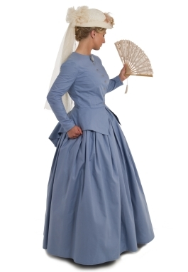 Cassidy Old West Civil War Style Dress