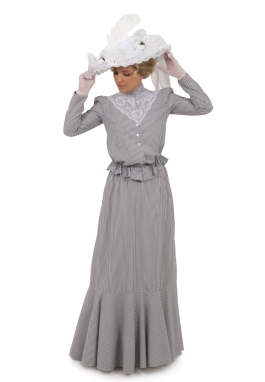 Edwardian Styled Outfit