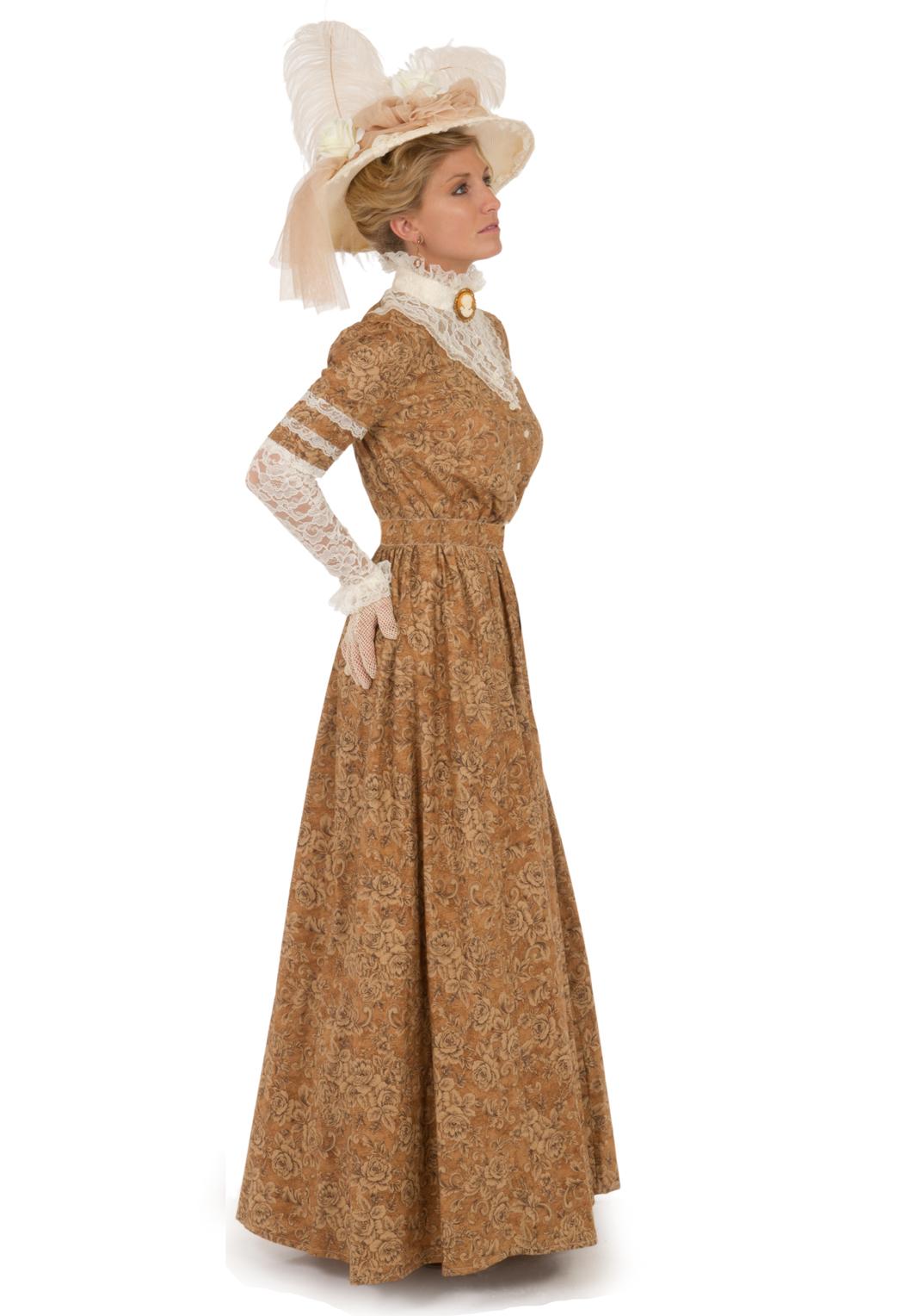Josie Edwardian Dress