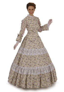 Kady Bell Civil War Gown