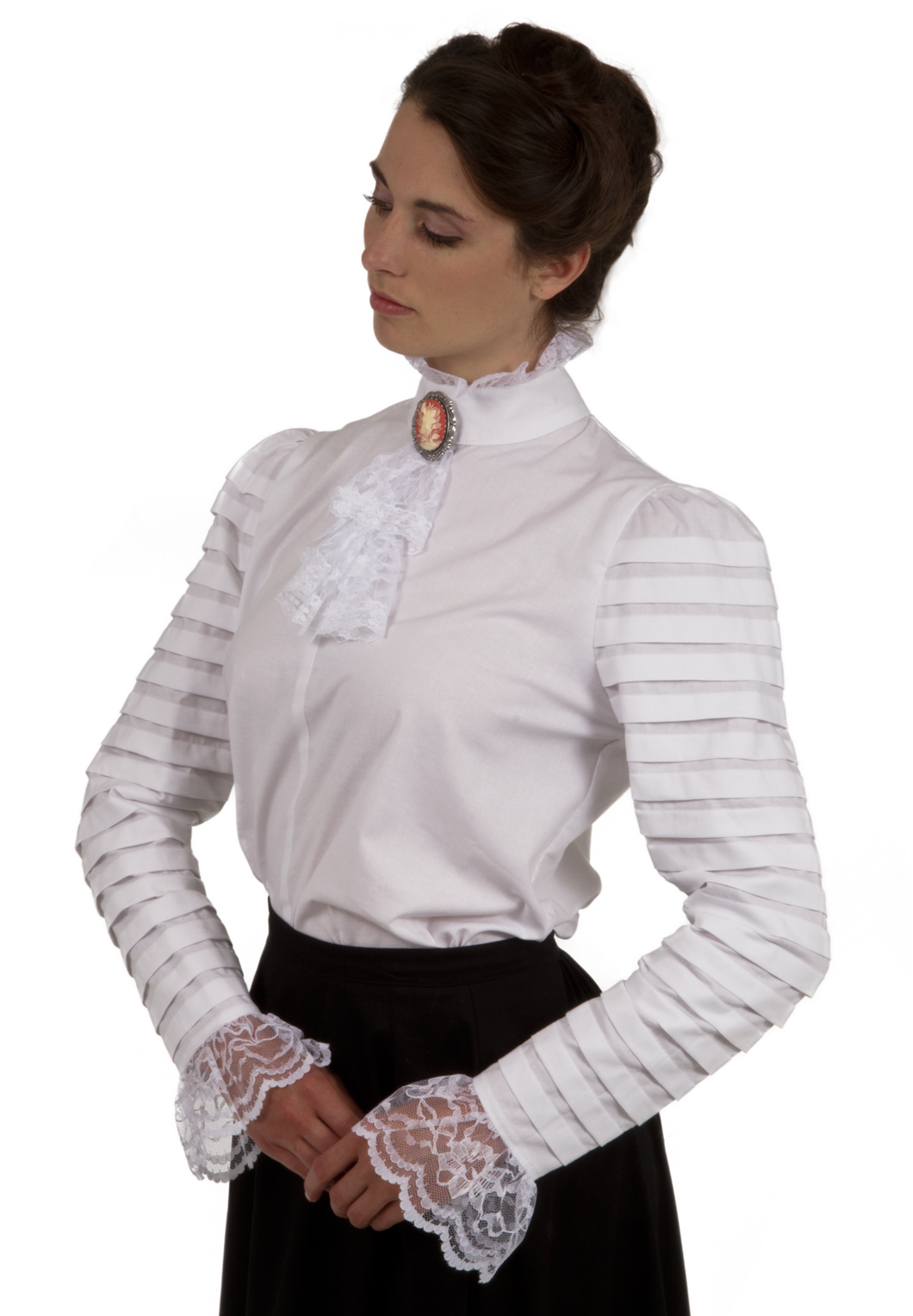 Blanche Edwardian Blouse Recollections