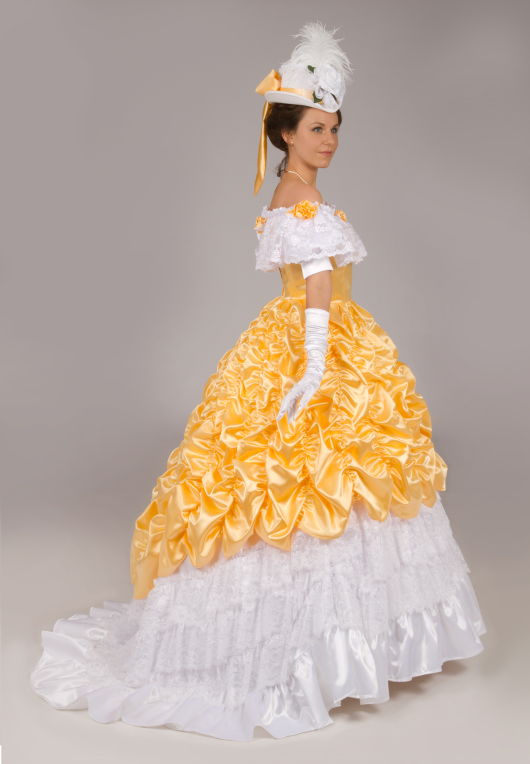 1800s Gowns – fashion dresses