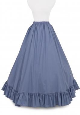 Civil War Cotton Skirt