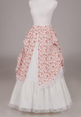 Victorian Civil War Styled Skirt