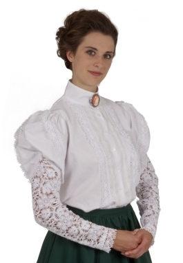 Mira Victorian Blouse