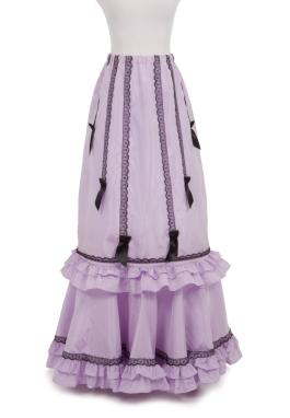 Lilian Edwardian Taffeta Skirt