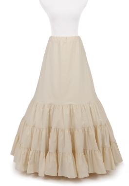 Jessie Victorian Ruffled Skirt