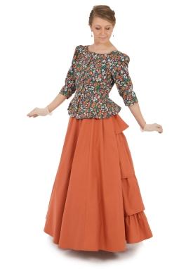 Sarah Ann Victorian Blouse and Skirt